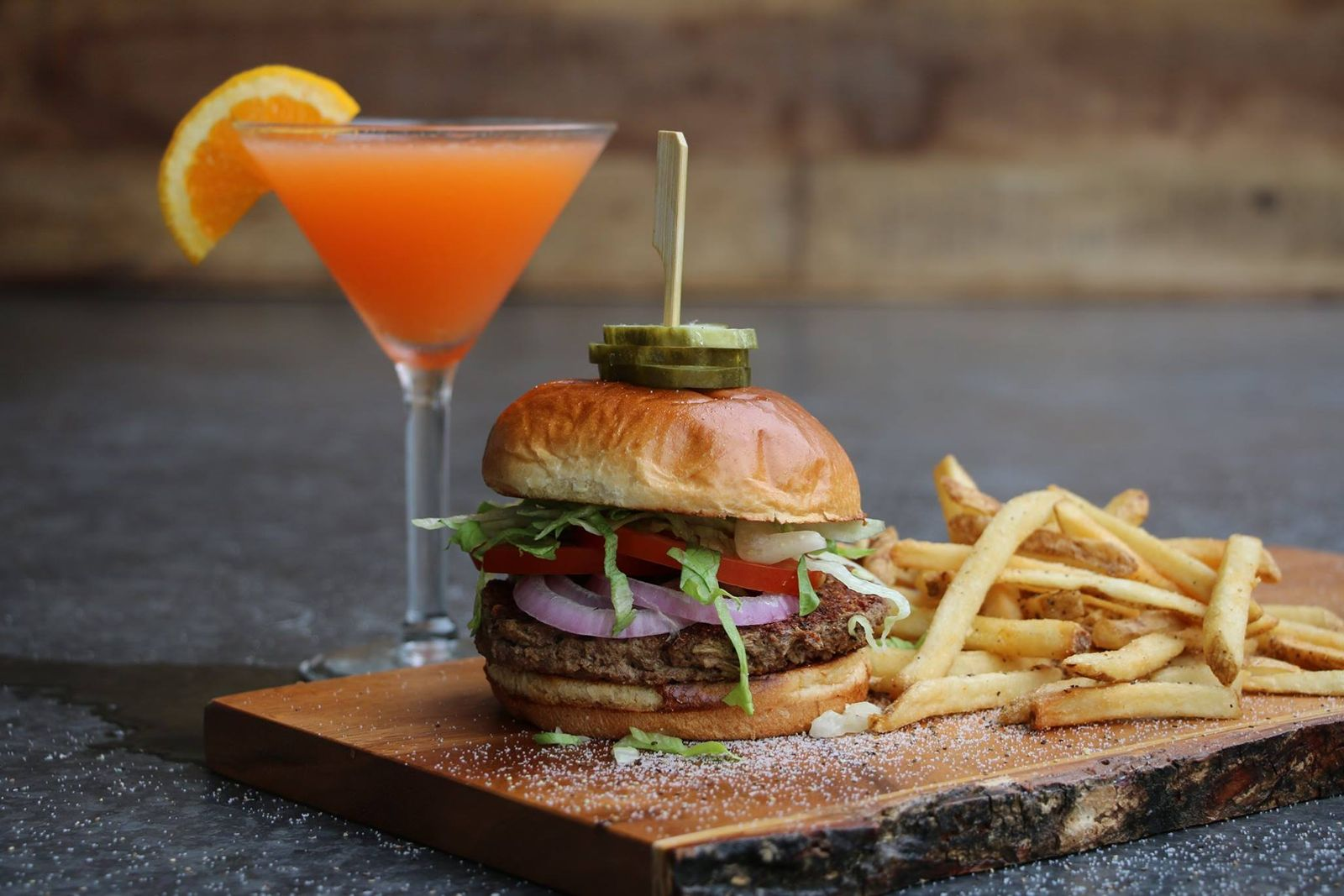Houston Bar Louie Franchisees Open 2nd Location