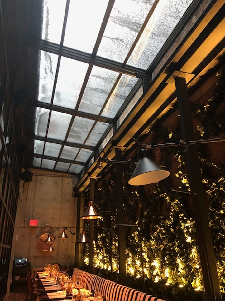 Moxy Hotel Features Retractable Roof by Roll-A-Cover