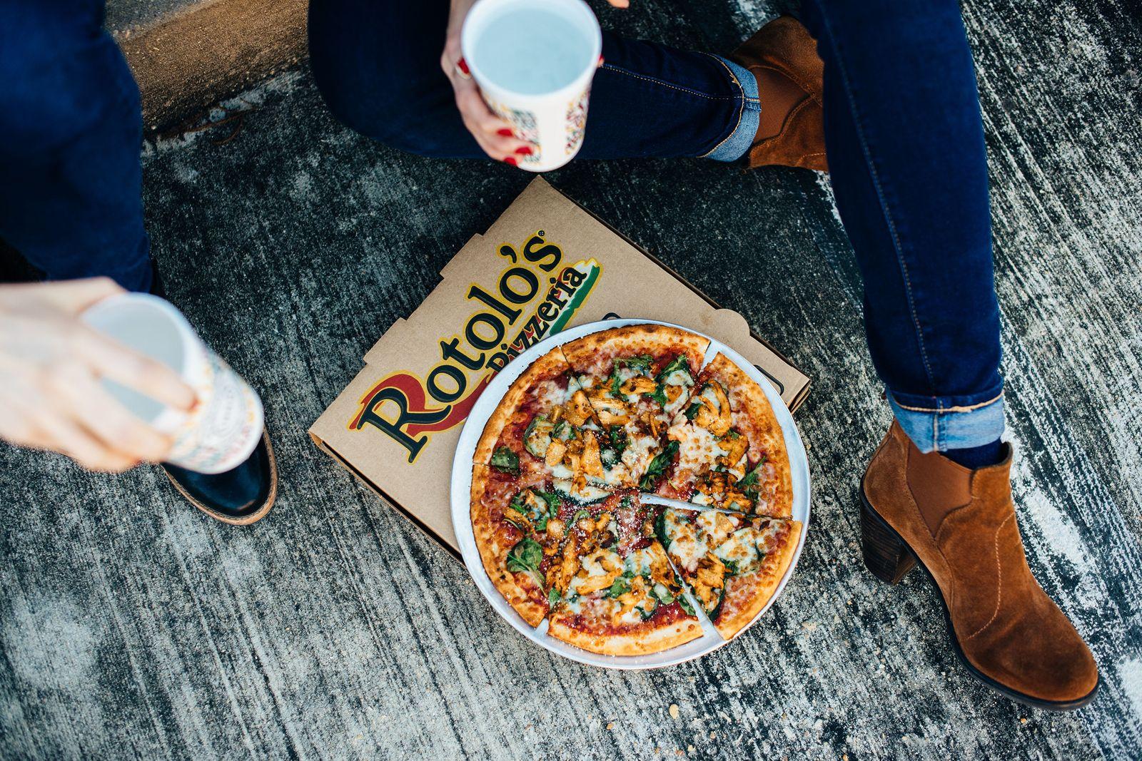 Rotolo's Debuts Fresh Flavors for Spring Menu