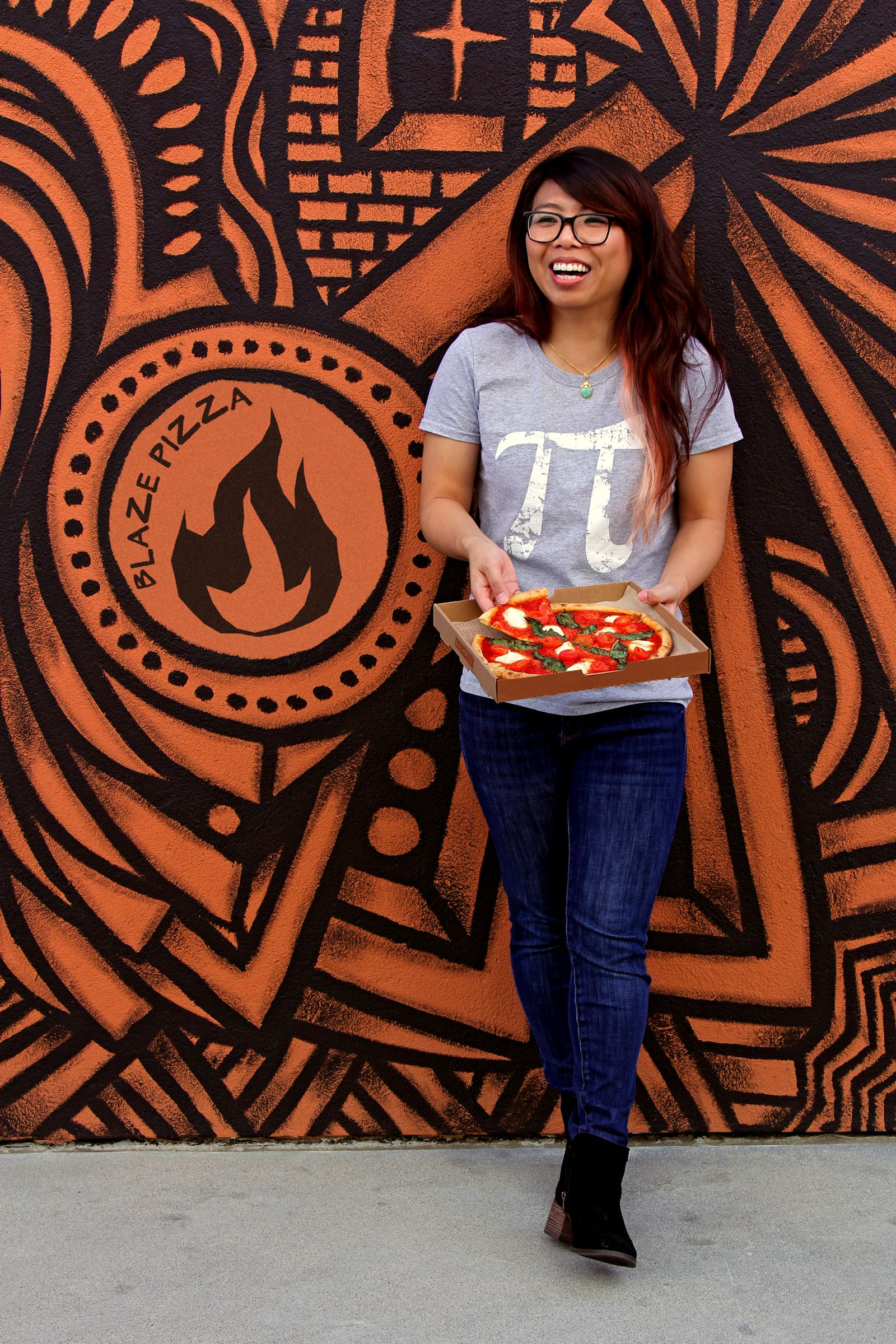 Blaze Fast-Fire'd Pizza Celebrates Annual Pi Day with $3.14 Pizzas on Thursday, March 14th