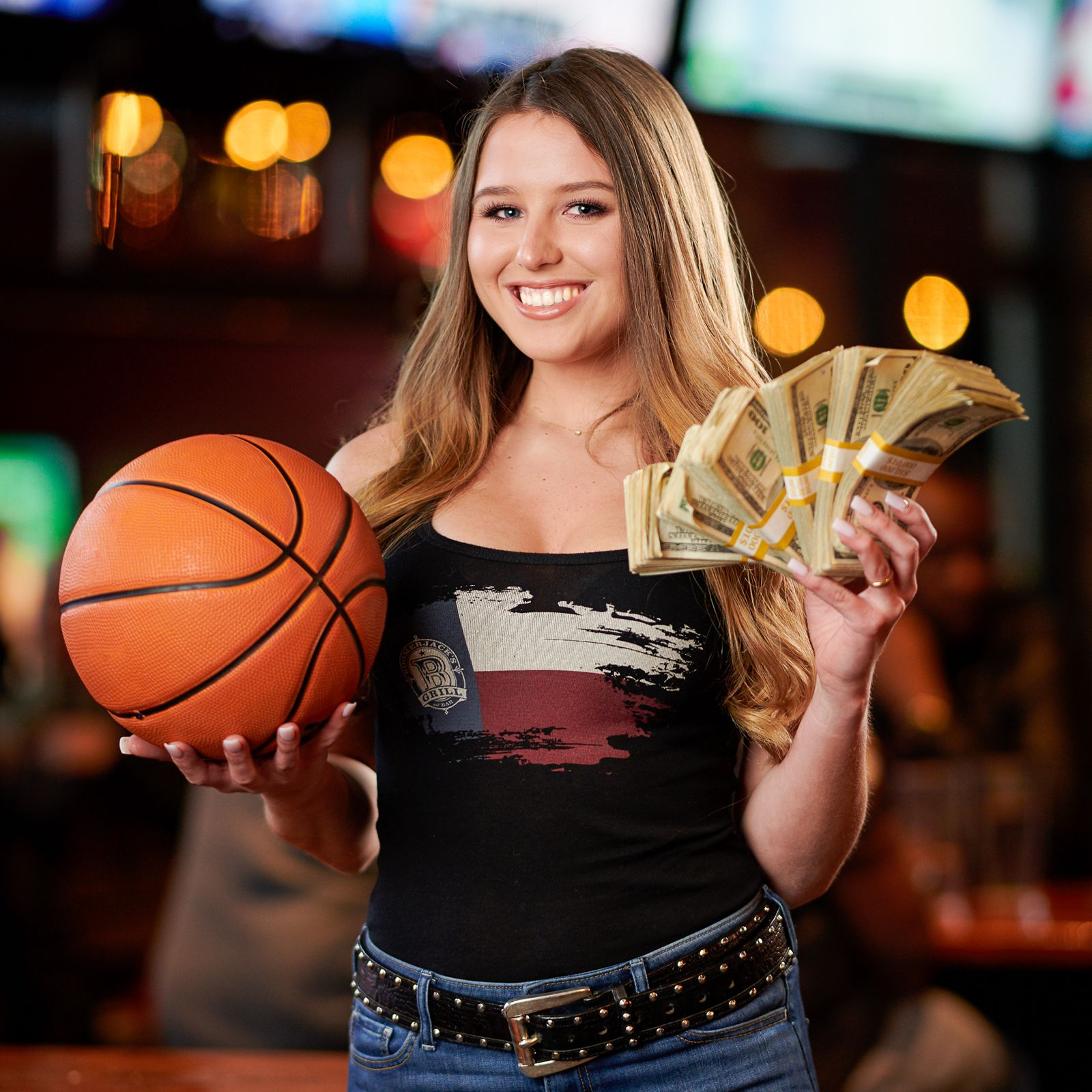 College Basketball $1 Million Bracket Challenge Issued By BoomerJack's Grill & Bar Bedford, Texas