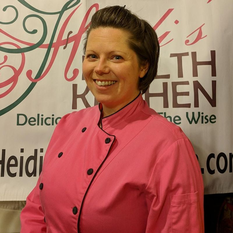Meet Chef Heidi Tompkins, Winner of the Meatless Monday Rapid Fire Challenge