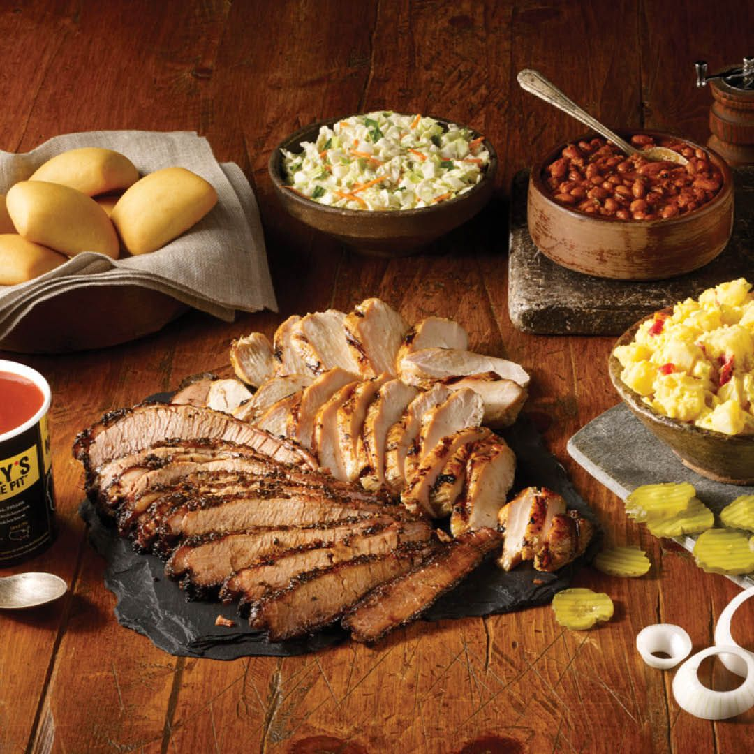 Score this Basketball Season with a Legit Deal from Dickey's