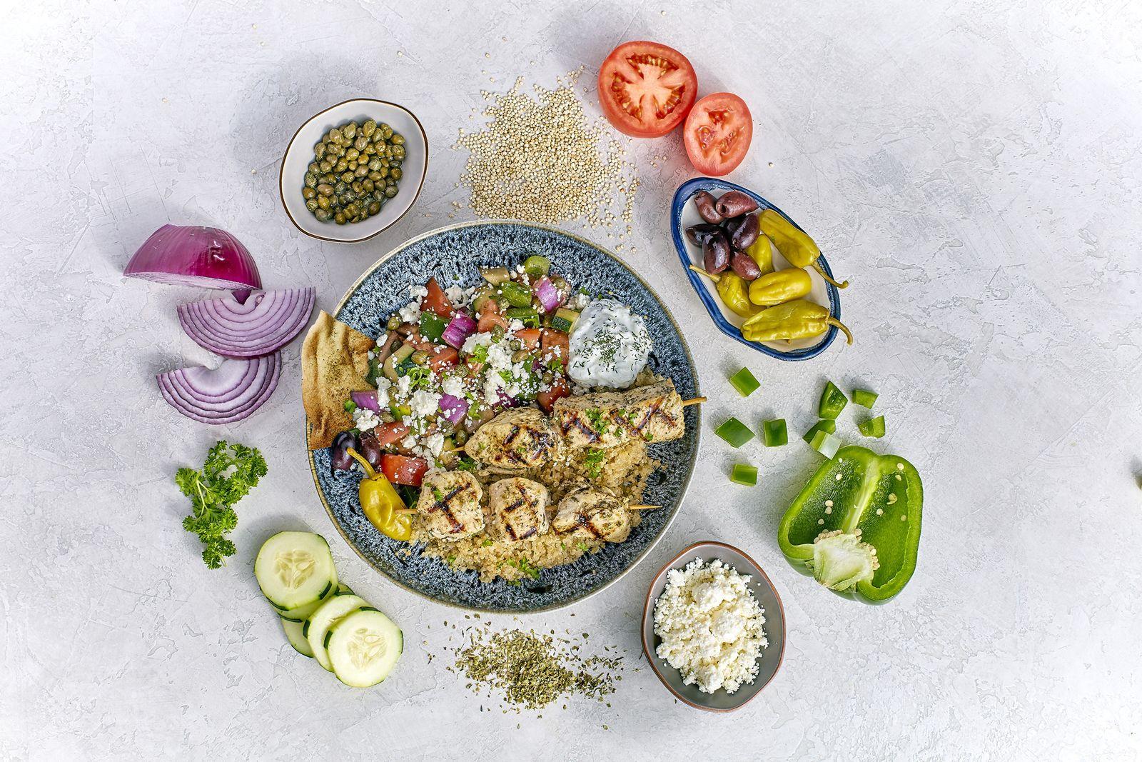Taziki's Mediterranean Café Adds New Spring Menu Item