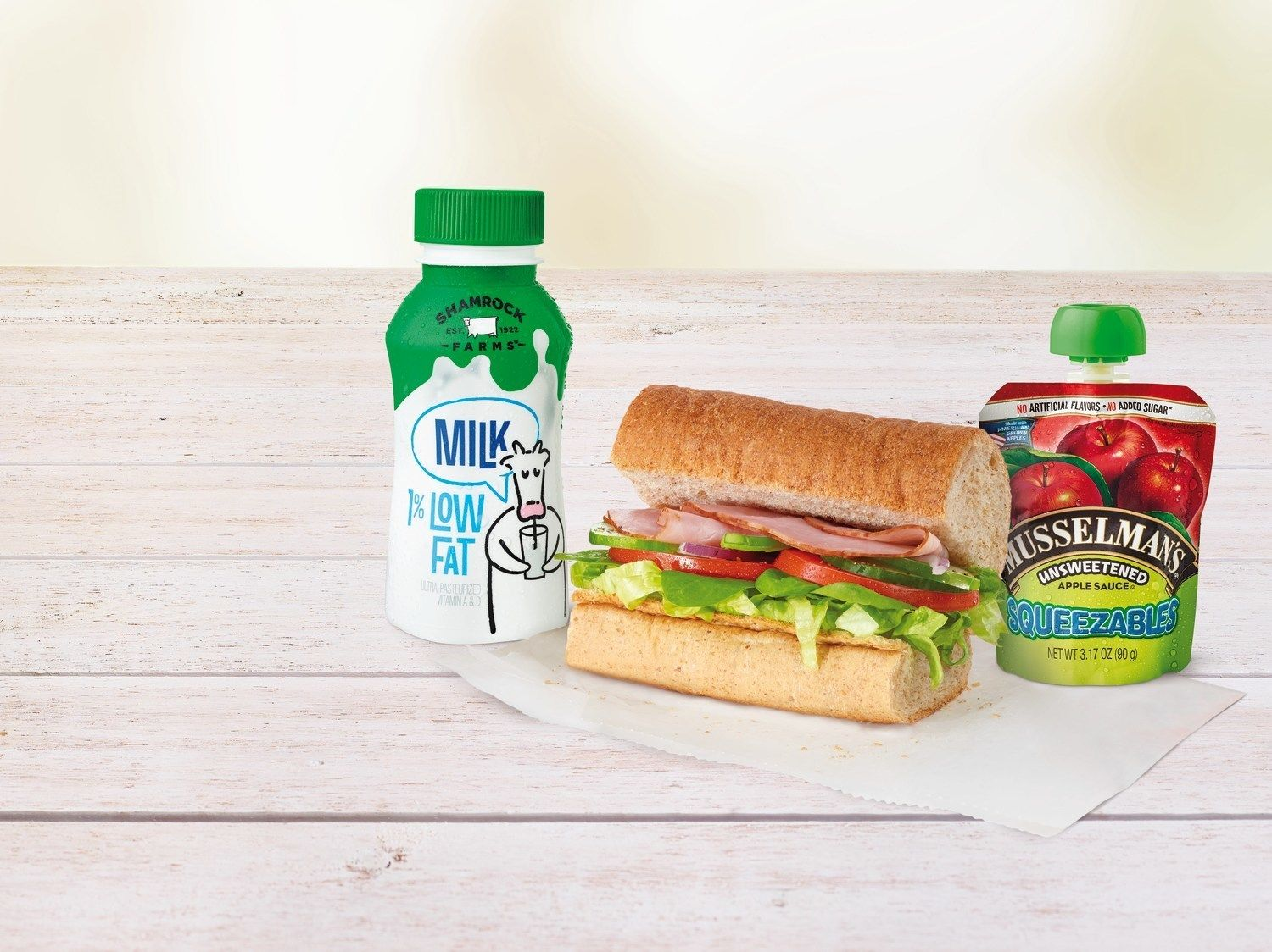 Subway Restaurants Invite Families to Experience a Magical Night Out with an Exclusive Subway Fresh Fit For Kids Meal Offer