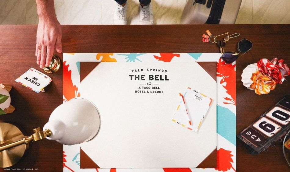Taco Bell Hotel Launching August 2019 - Adding A Spicy Twist To Summer Travel