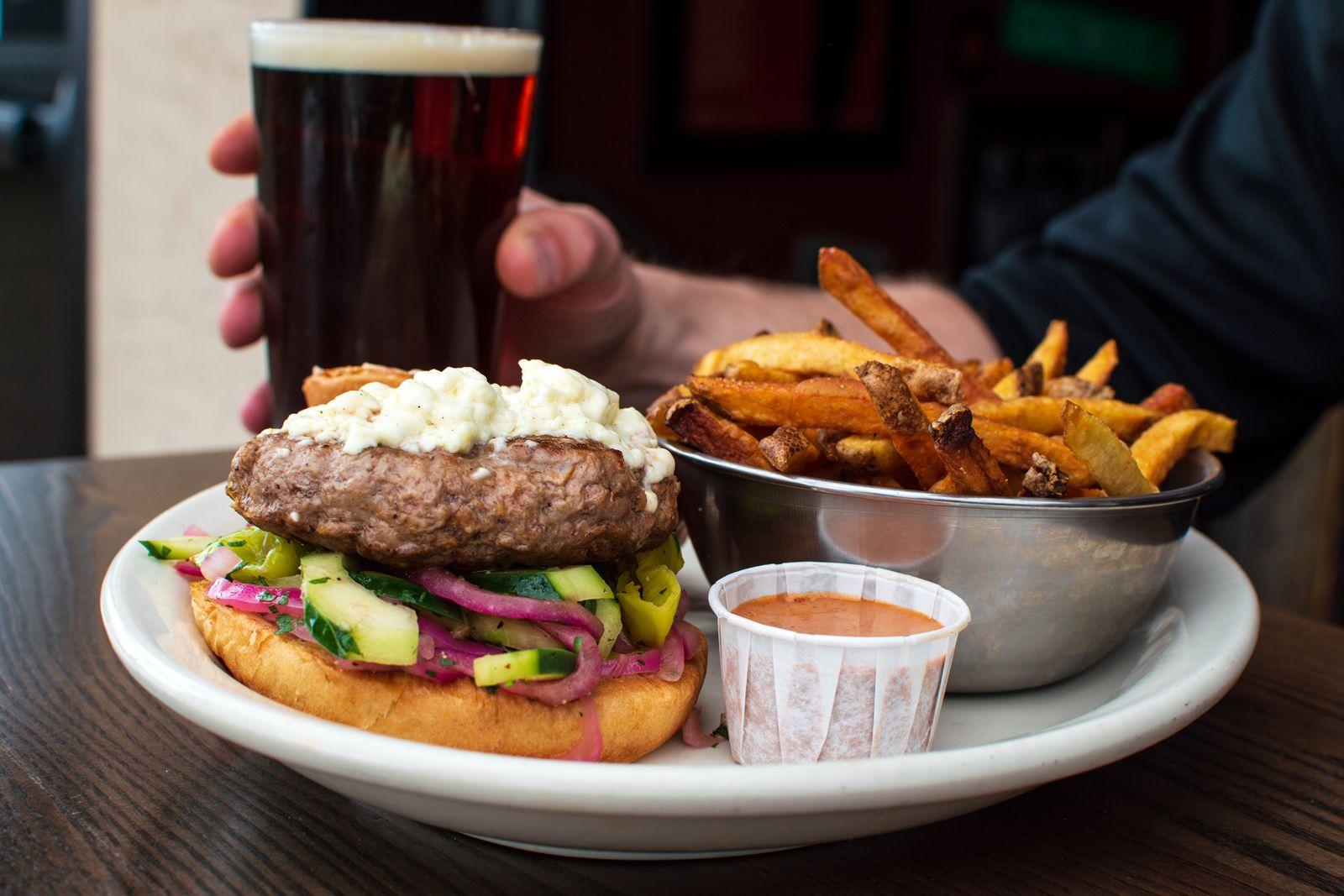 Bad Daddy's Burger Bar Debuts Chef-Driven Lamb Burger