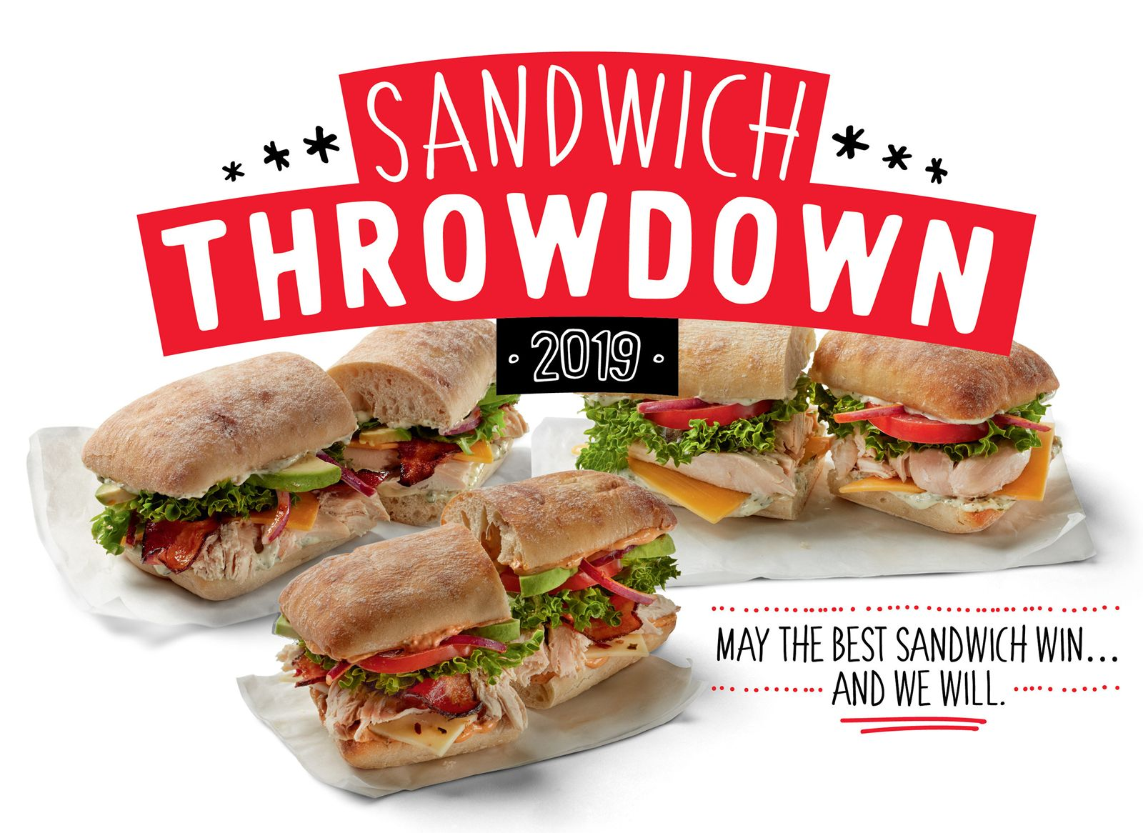 Boston Market Challenges Competitors To A Sandwich Throwdown