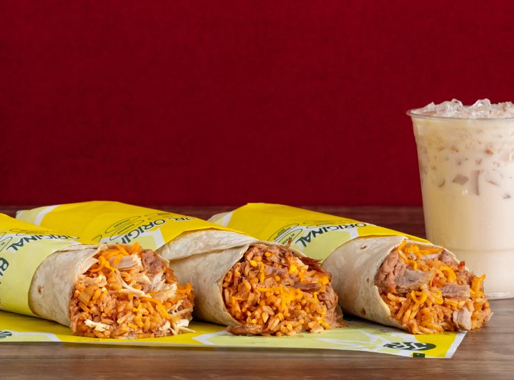 Enjoy $4 Burritos on Fourth of July at Miguel's Jr.