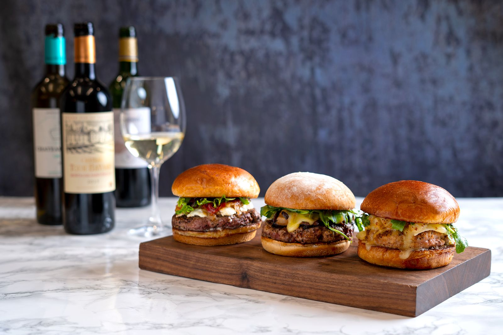 Experience Uniquely Crafted Burger & Bordeaux Wine Pairings as Part of Del Frisco's Grille Limited-Time Menu