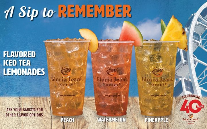 Stay Cool with Gloria Jean's Coffees' New Summer Menu