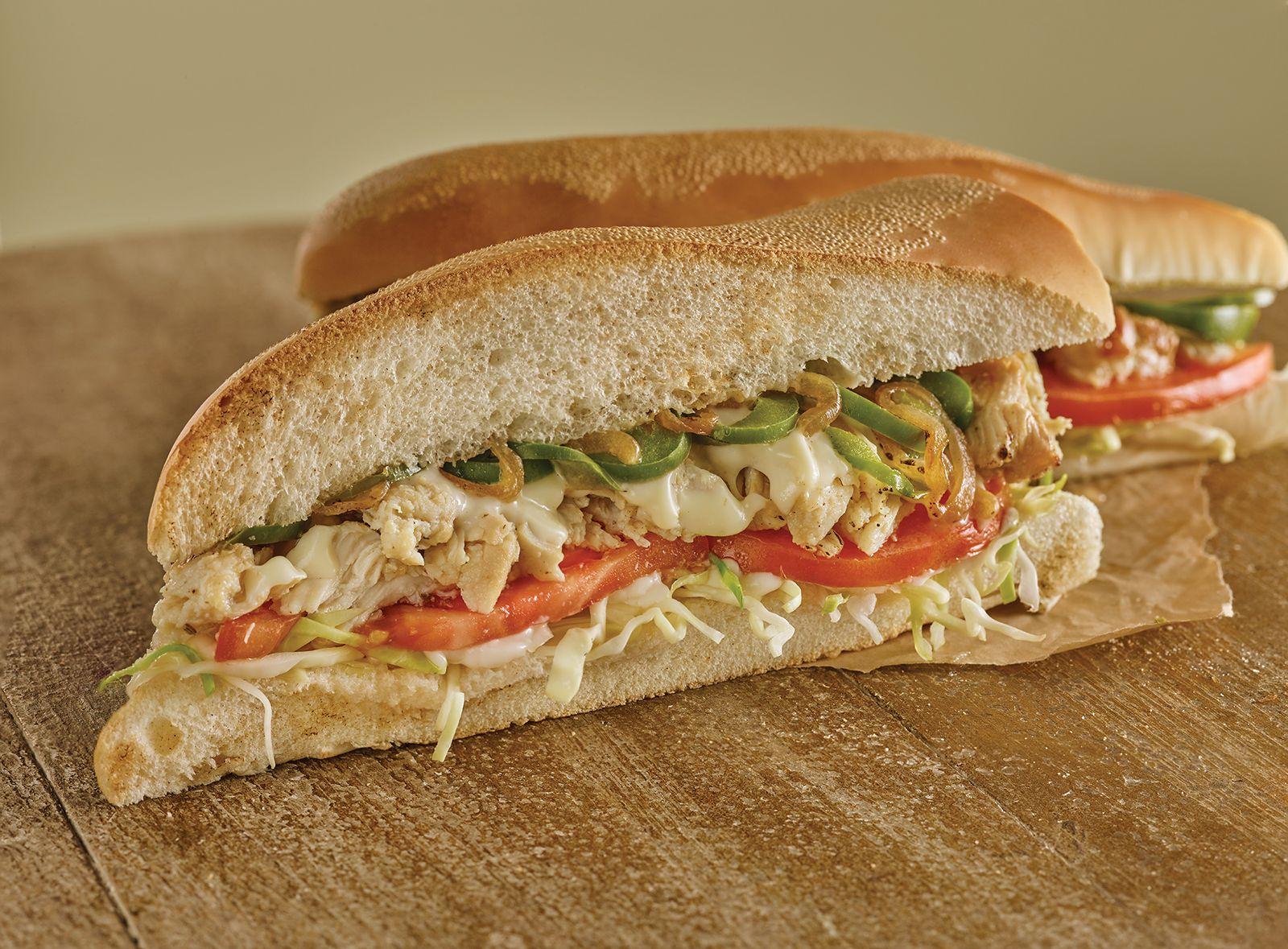 Meson Sandwiches Chicken Knight Sandwich