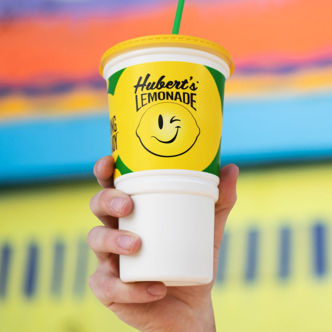 Meet the Perfect Pair: The NEW! Ciabatta Collection and Hubert's Lemonade Introduced Exclusively at Subway