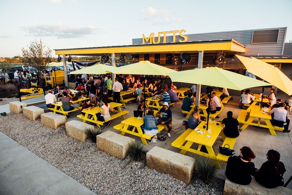 MUTTS Canine Cantina Continues Texas Takeover with New Braunfels Franchise Location