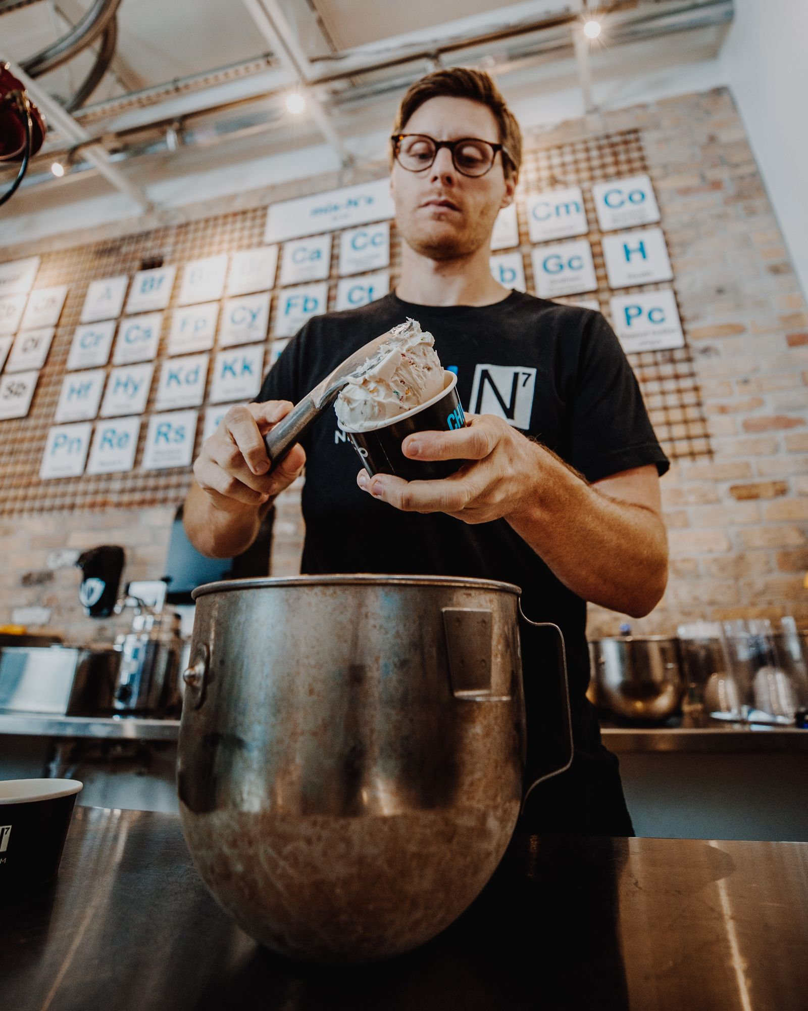 Chill-N Nitrogen Ice Cream Launches National Franchise Program