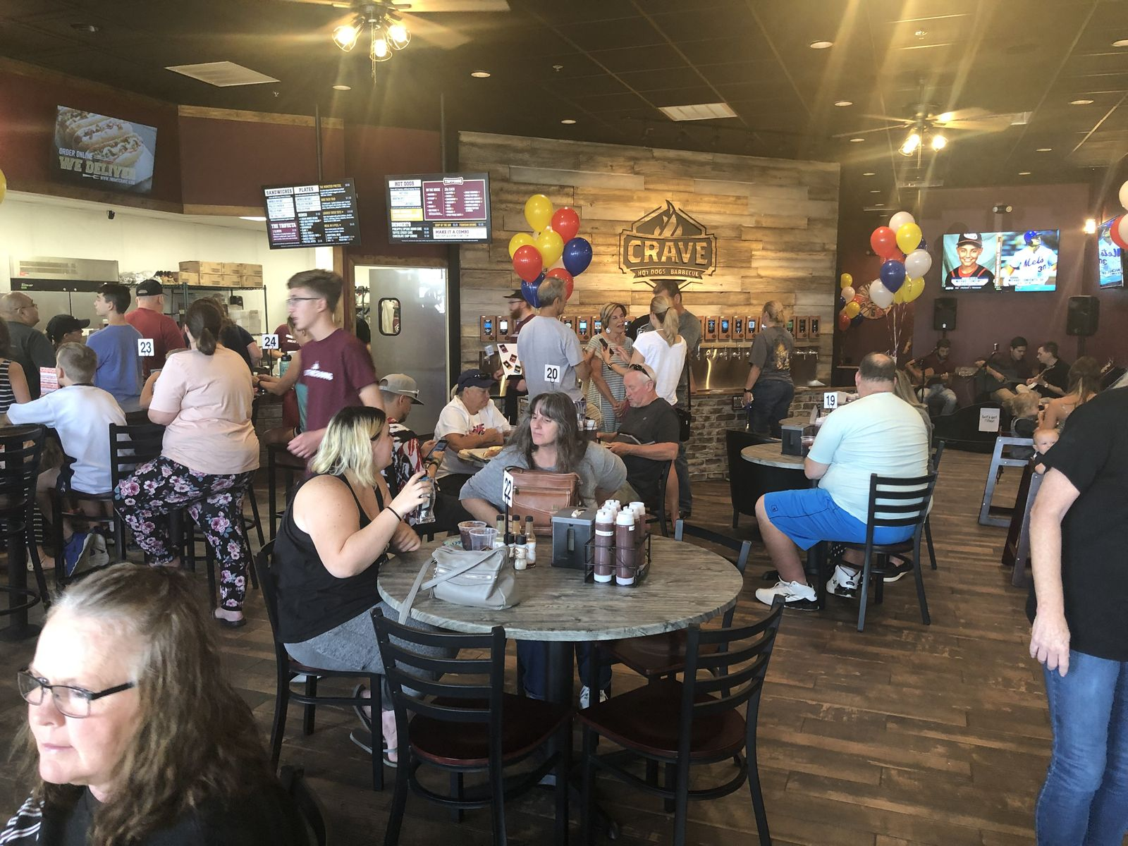 Crave Hot Dogs and BBQ Celebrates Grand Opening in Yukon, Oklahoma