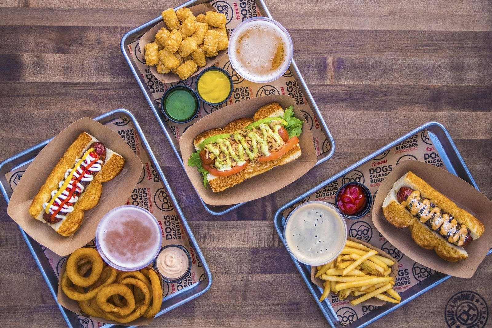 Dog Haus Celebrates the Grand Opening of Its First Chino Hills Location
