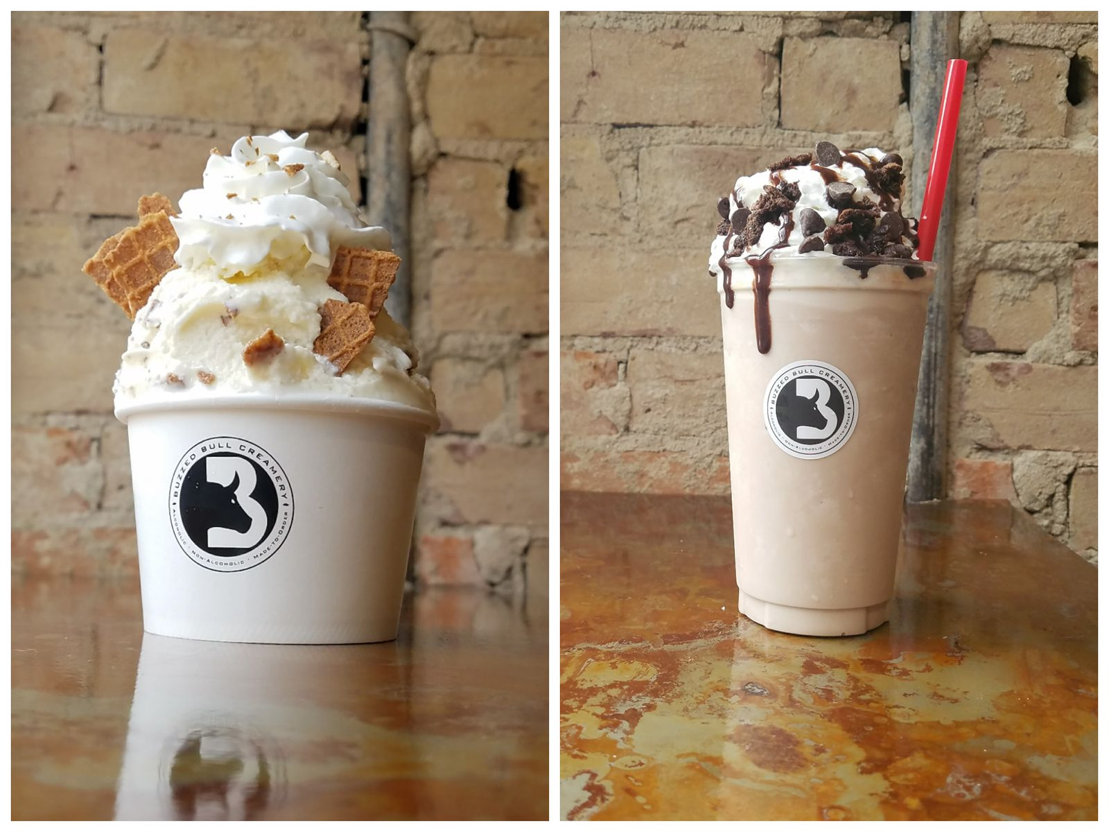 Roll On In & Buzzed Bull Creamery Keep Growing Momentum with Another Co-branded Space
