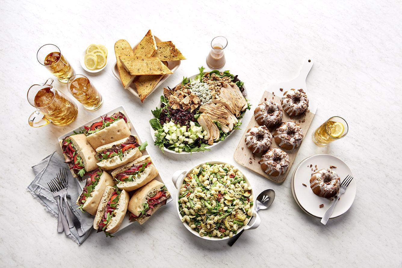 Delight in Corner Bakery's New Seasonal Dishes