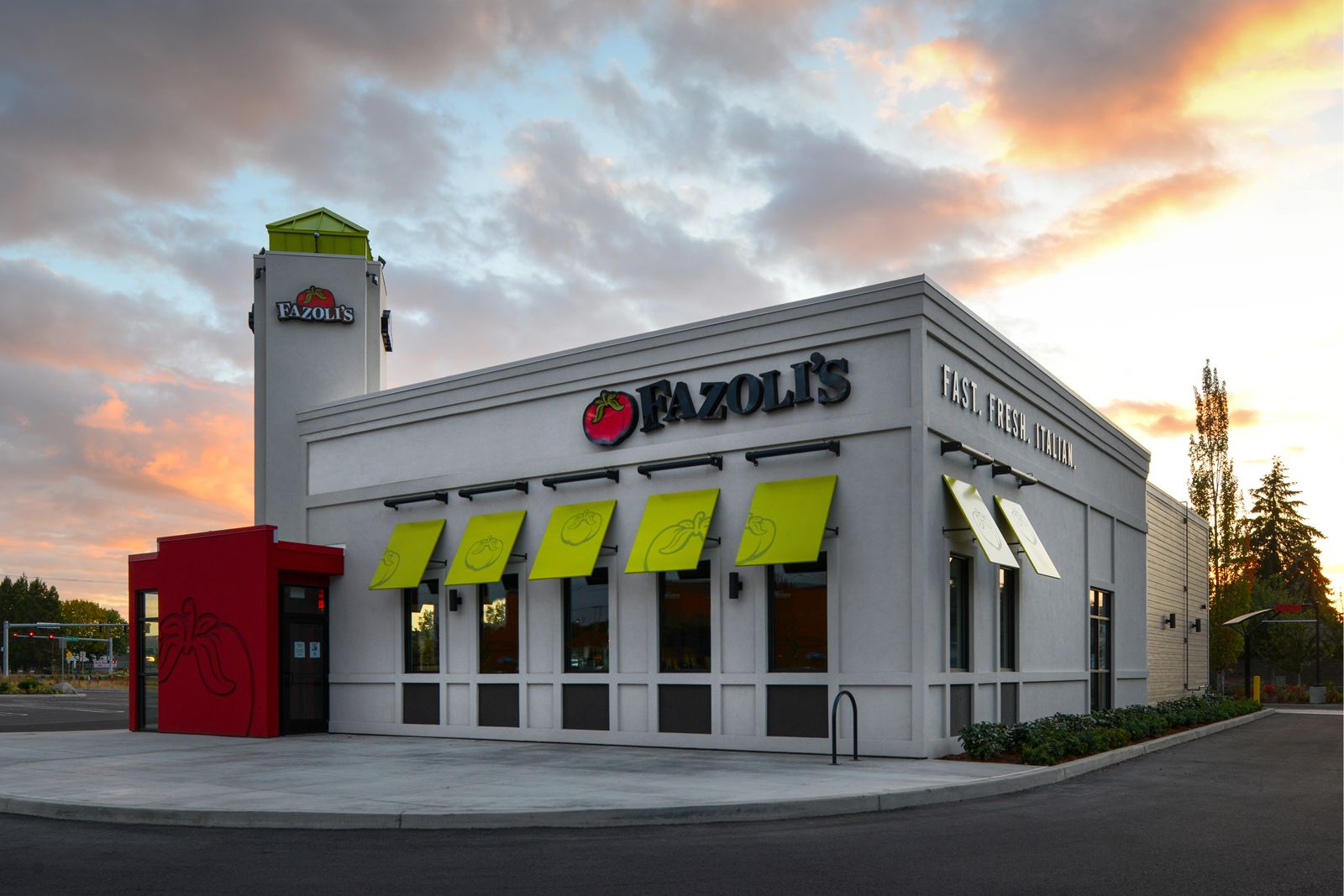 Fazoli's Makes Its Highly Anticipated Return, Bringing Its Renowned Innovative Menu Back to Morristown