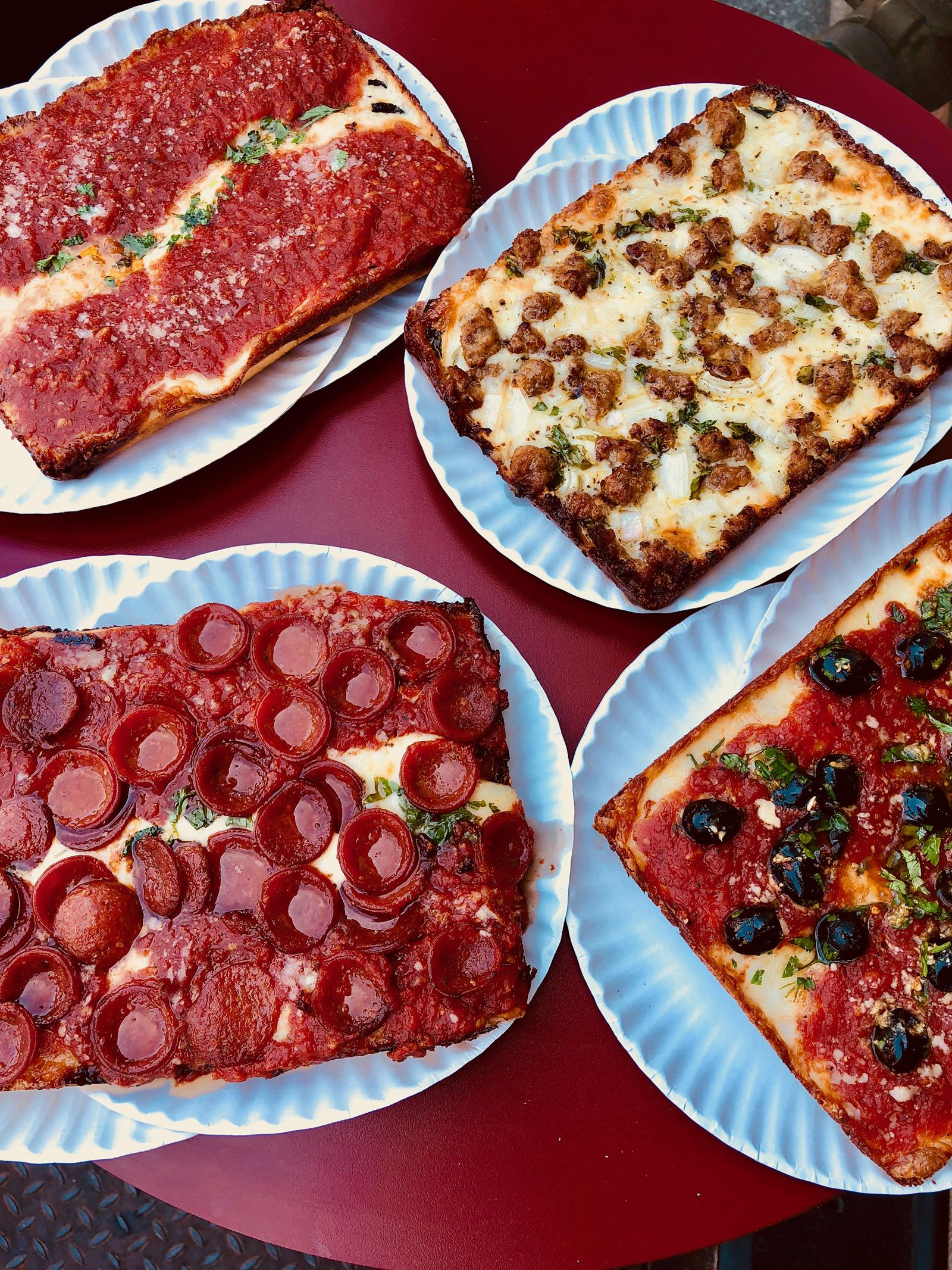 Lions & Tigers & Squares, the Detroit-style pizza shop by the founders of NYC's famed Artichoke Basille's Pizza, will open its second Manhattan outpost in the East Village before year's end.