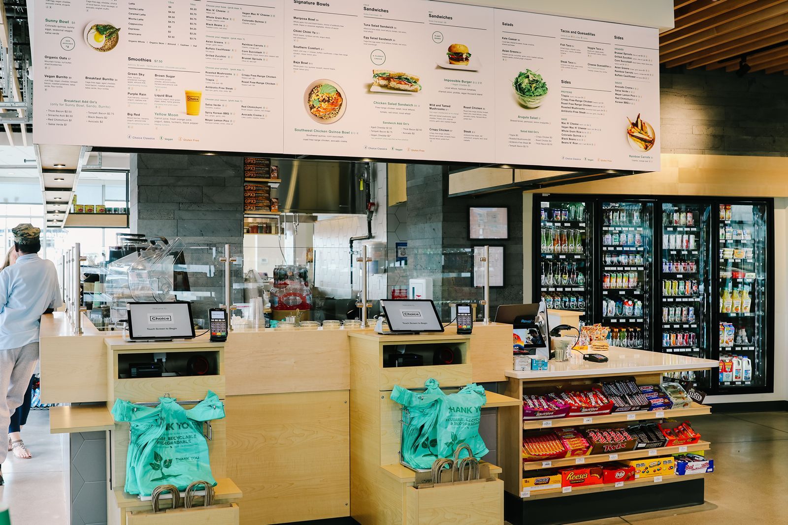Choice Market is Now Open in the New Denver Housing Authority Headquarters