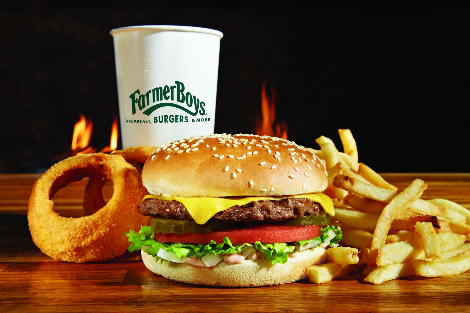 Farmer Boys Returns Home to Perris, Calif. with the Opening of Its Milestone 100th Restaurant