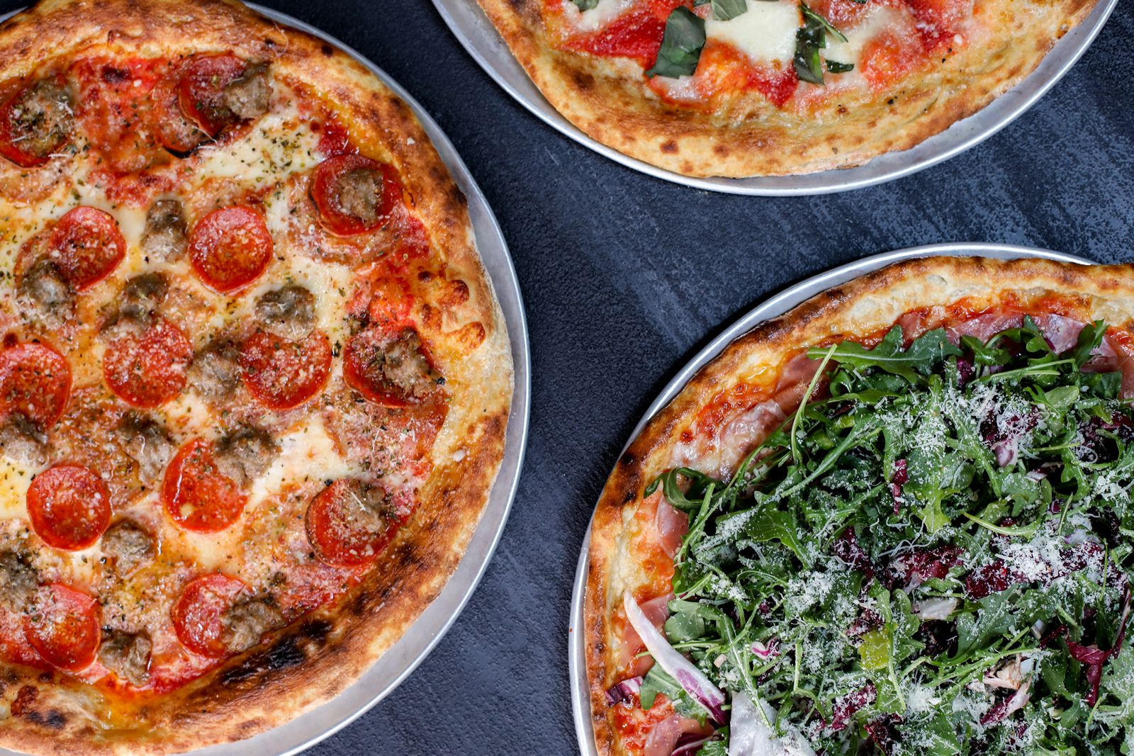 Patxi's Pizza, the full-service restaurant chain known for its mastery of all things pizza served in a family-friendly atmosphere, is celebrating the Grand Opening of its first San Diego location in Hillcrest on Wednesday, October 23. Patxi's has two additional San Diego locations opening later this year in Eastlake and Chula Vista.