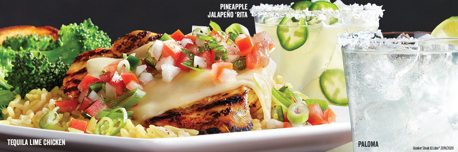 Quaker Steak & Lube Spices Things Up With New Southwest-Inspired Limited-Time Menu