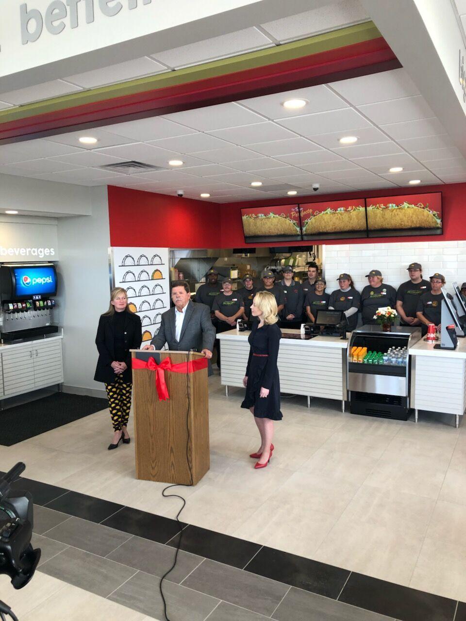 Taco John's Debuts New Prototype at S. Greeley Location