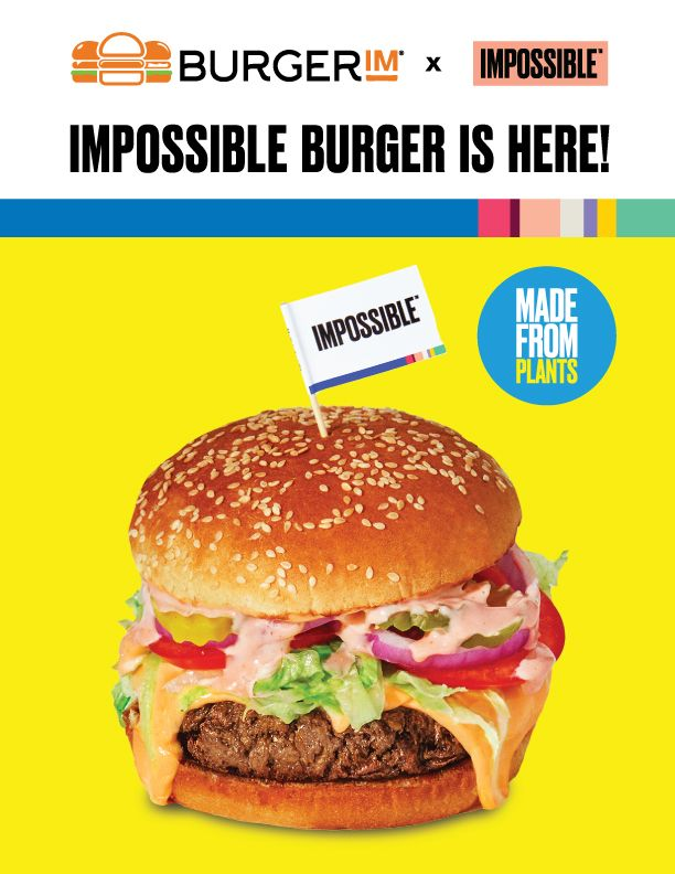 BurgerIM and Impossible Foods Are Making Black Friday Impossibly Tasty with Free Impossible Burgers