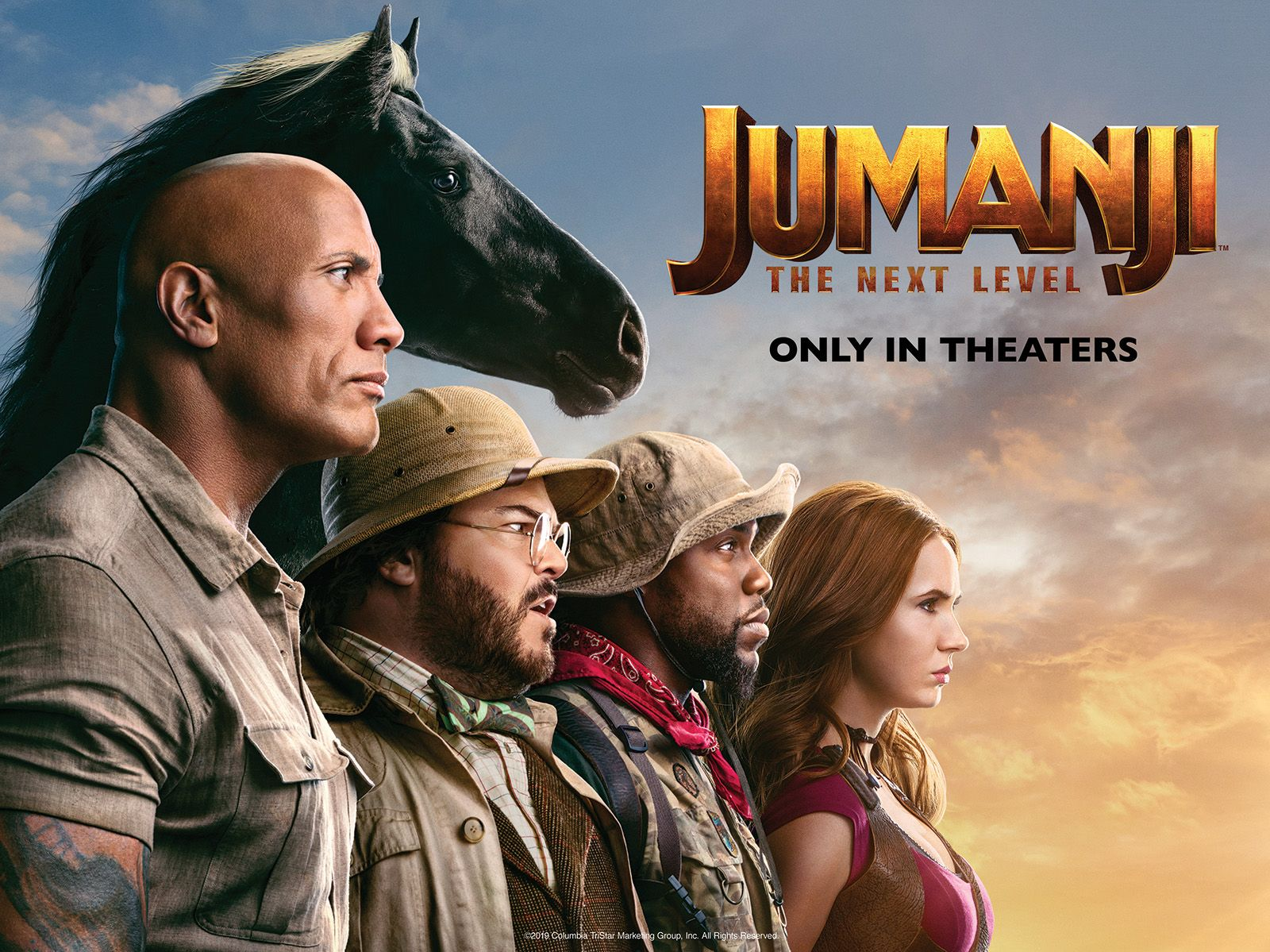 Zaxby's teams up with Sony Pictures for 'Jumanji: The Next Level'