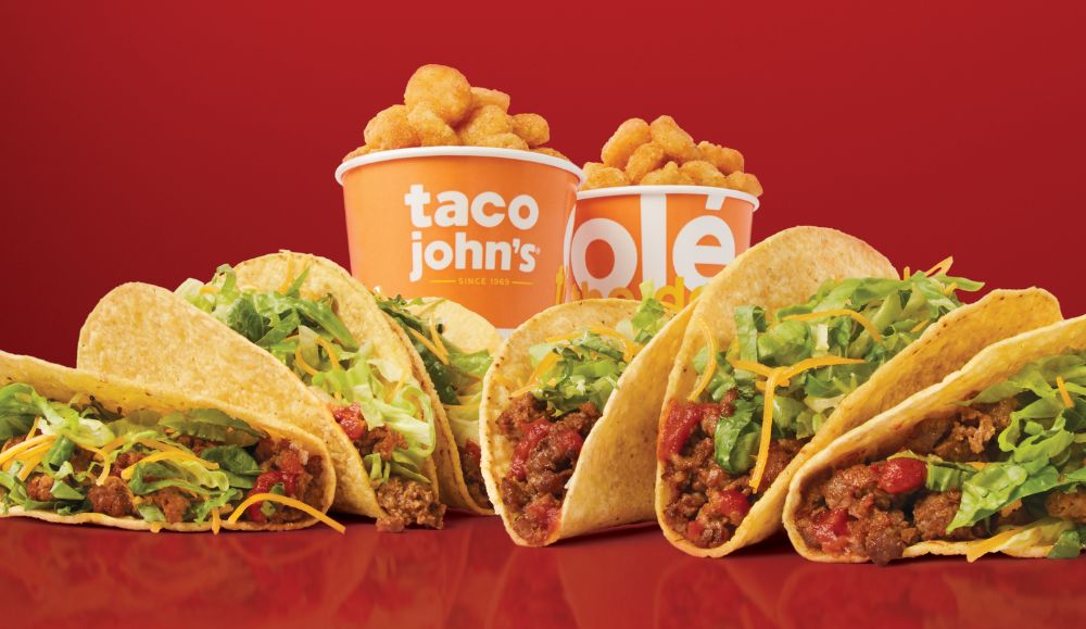Taco John's Prepares to Bring Its bigger. bolder. better. Flavors to East Moline
