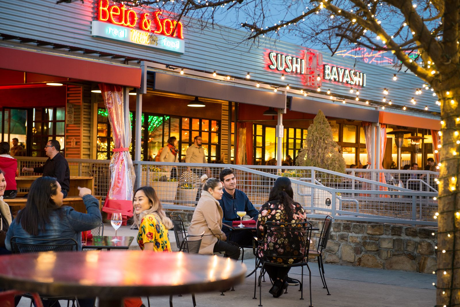 Trinity Groves Opens Search for Next New Restaurant and Retail Concept