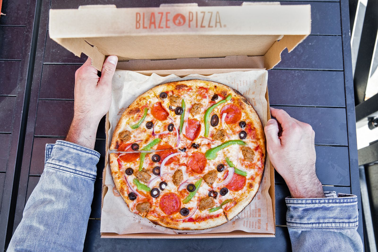 Blaze Fast-Fire'd Pizza Announces Grand Opening of New Georgia Location