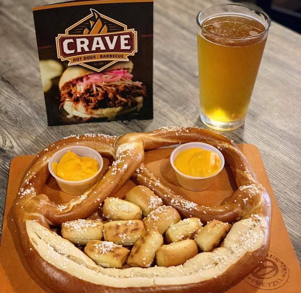 Crave Hot Dogs and BBQ to Open in Pflugerville, Texas!