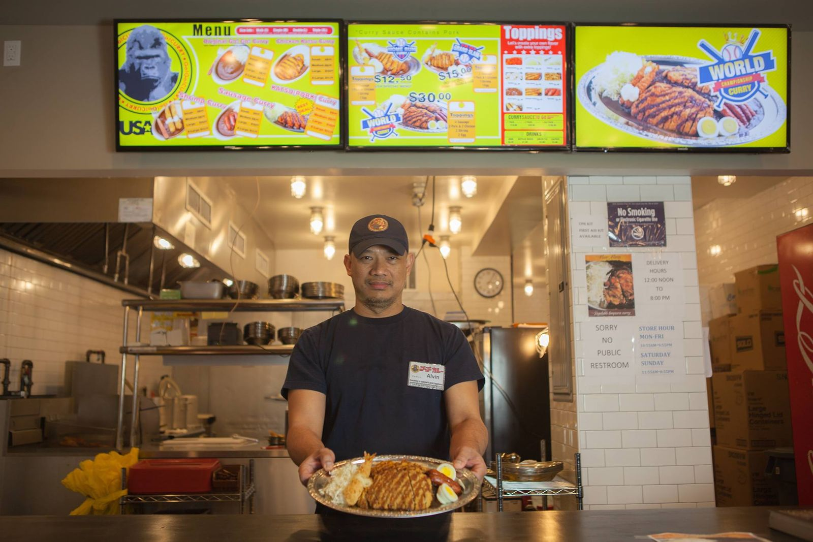 Go! Go! Curry to Open Its First NYC Urbanspace Location - Sets Its Sights on the Growing Food Hall Trend