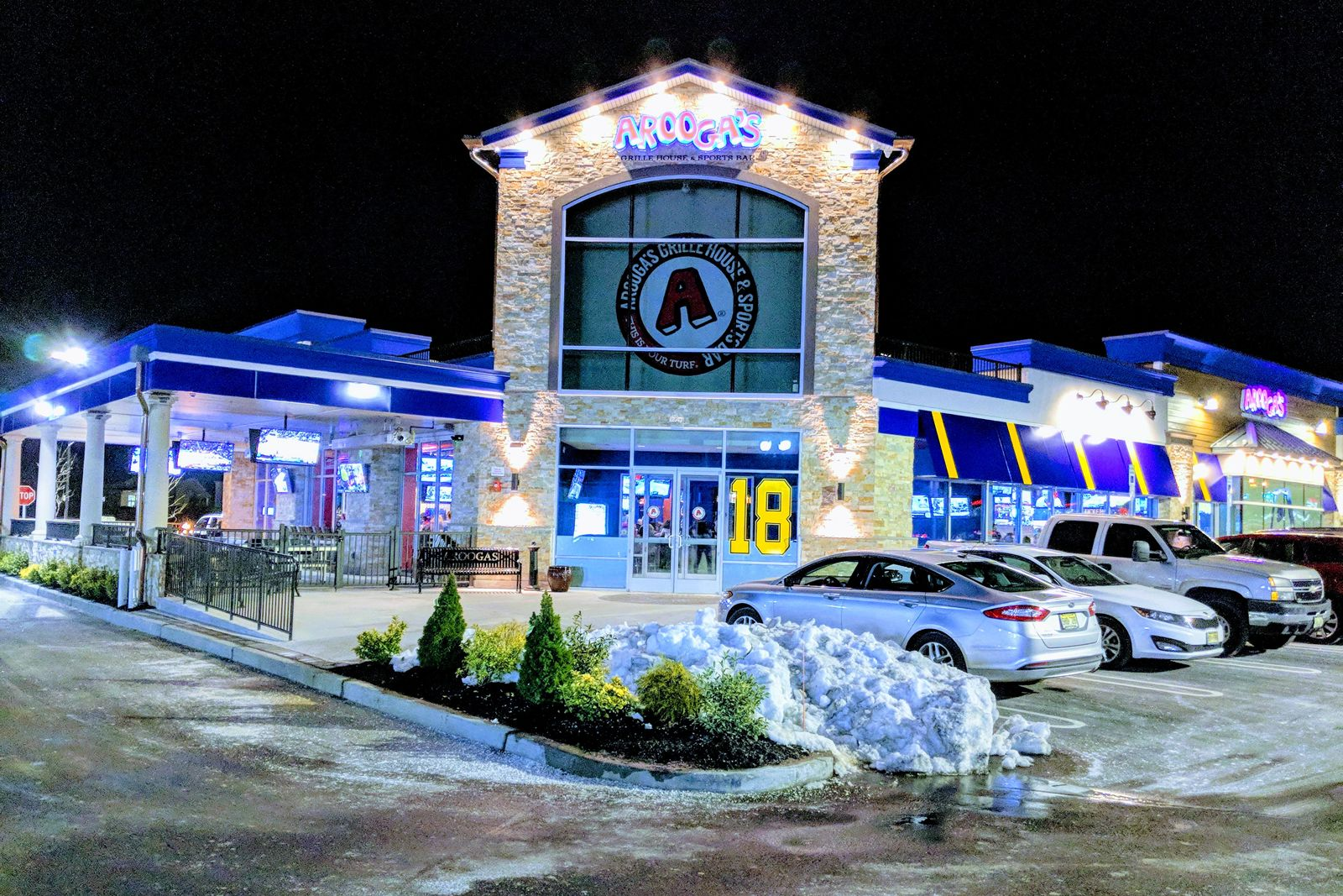 Arooga's Grille House & Sports Bar Ranked A Top Franchise for Fourth Consecutive Year in Entrepreneur's Franchise 500 2020