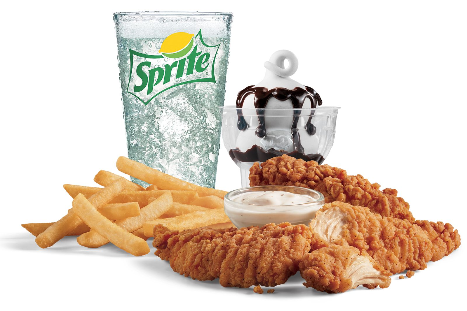 DQ Chicken Strips Meal Deal