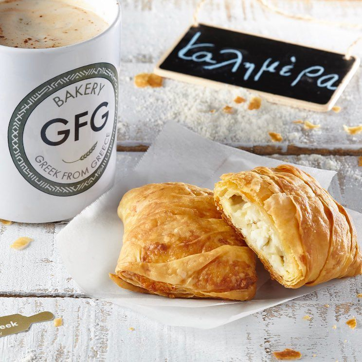 GFG (Greek from Greece) Bakery-Café and Fournos Theofilos Merge Under GFG Brand