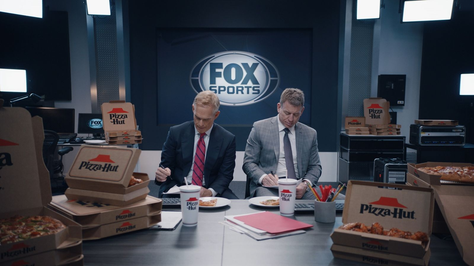 Pizza Hut Preps to Bring the Heat for Super Bowl LIV
