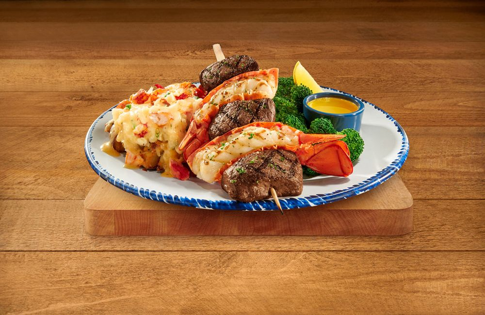 Red Lobster Ultimate Lobsterfest Surf and Turf