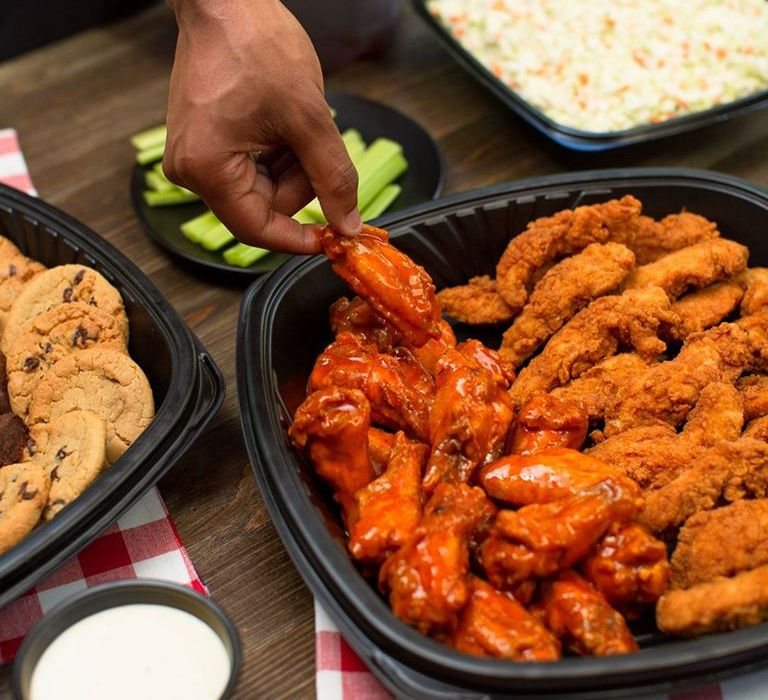 Zaxby's Hatches New Restaurant in Chapin, South Carolina