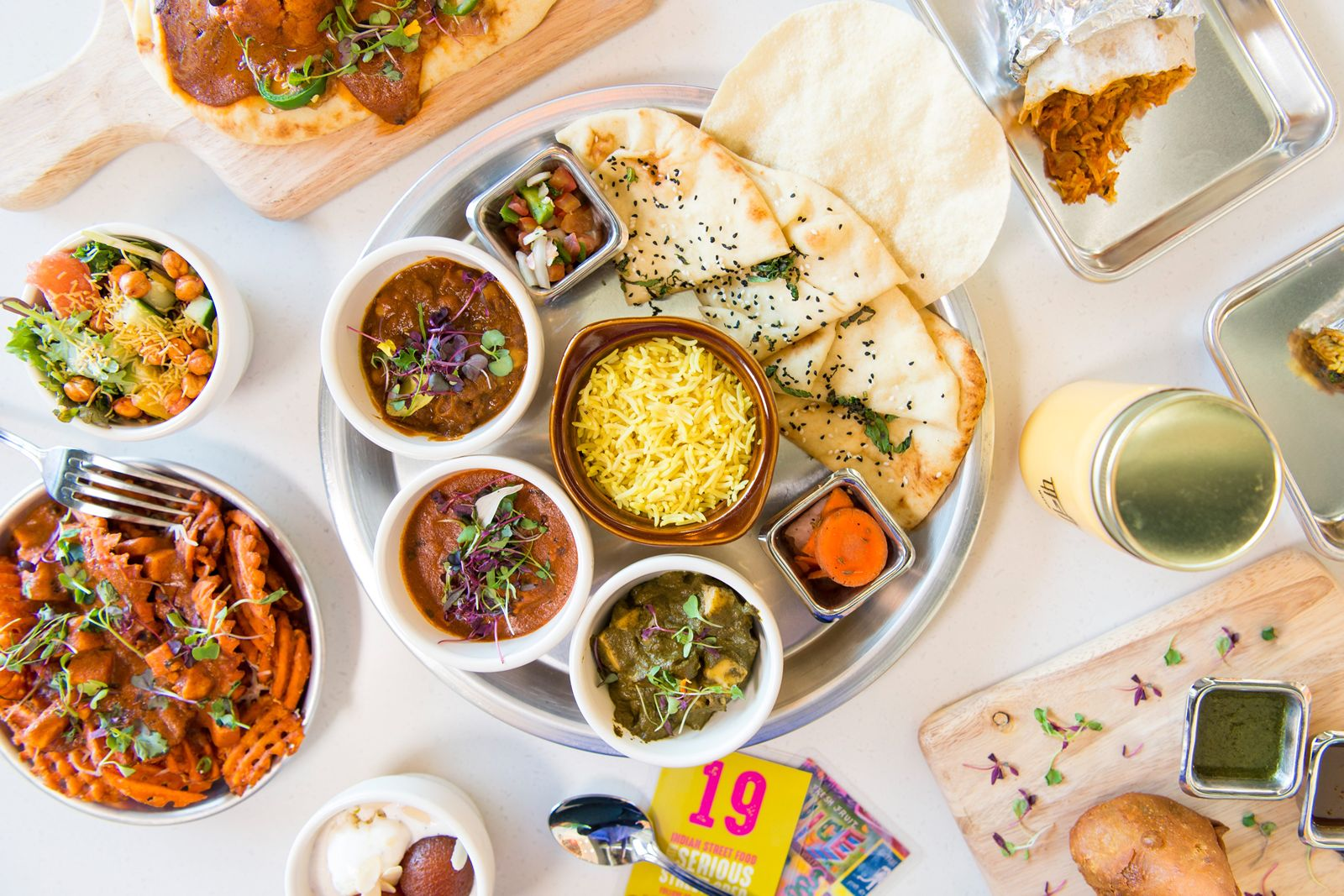 Curry Up Now Announces Highly-Anticipated Grand Opening of Hoboken Restaurant