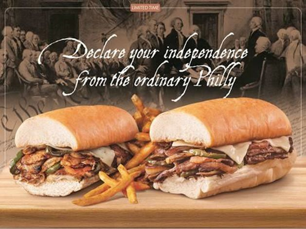 Invented in Philly, Perfected at Miami Grill - Limited Time Only Philly Cheesesteak Promotion Underway