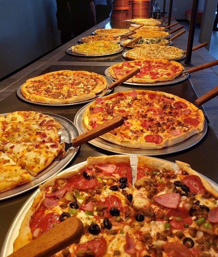 Pizza Inn Makes Its Stillwater Debut