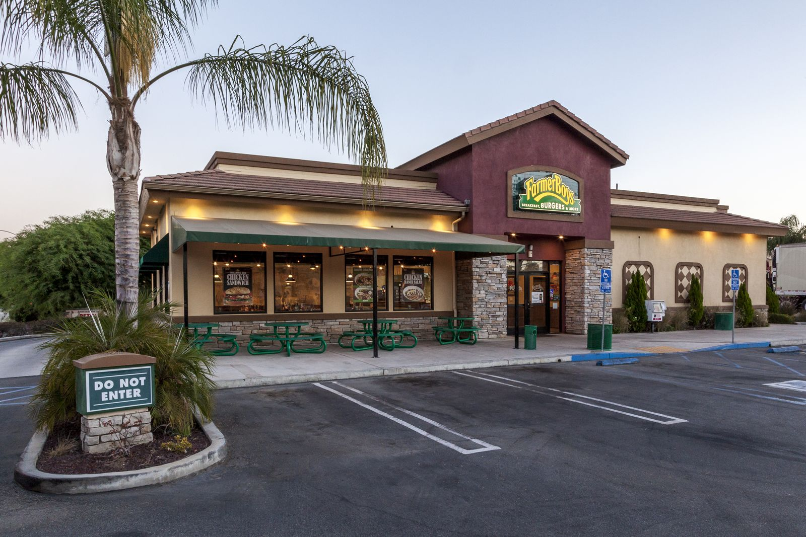 Farmer Boys has announced that all locations throughout California and Nevada are still open and shifting operations to emphasize phone-ahead ordering, carryout, and drive-thru service at applicable locations to comply with all state and local regulations and mandates regarding restaurant operations.
