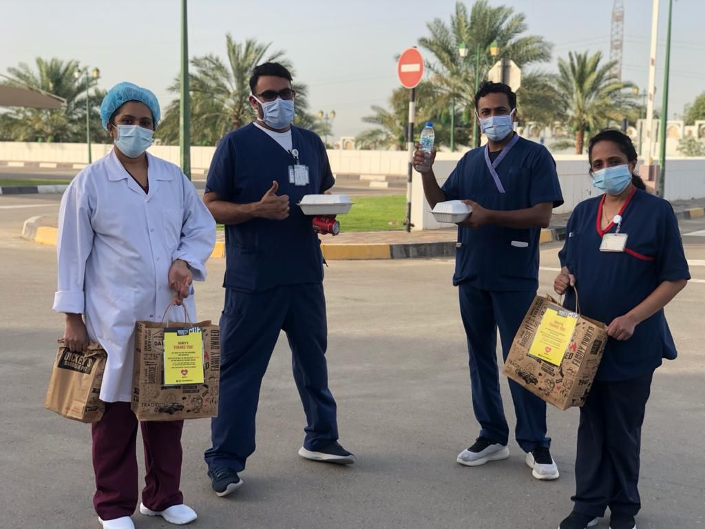 Dickey's Barbecue Pit Gives Back to Nurses Across the Globe
