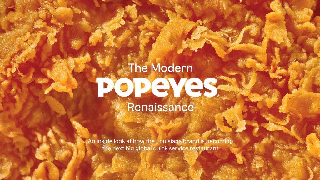 The Modern Popeyes Renaissance