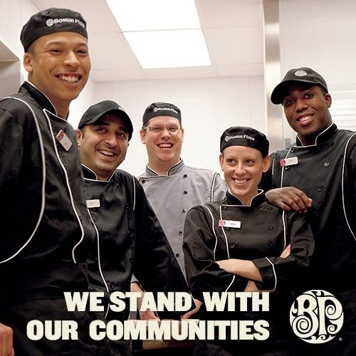 Boston's Pizza Restaurant & Sports Bar Commits to Supporting Restaurant Industry Workers